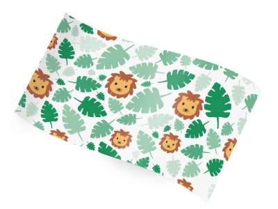 Printed Tissue - Welcome To The Jungle RC-1216