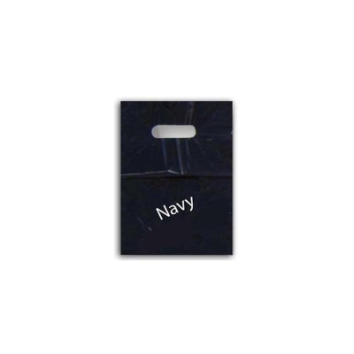 12x15 Navy Luster 1000 Pack