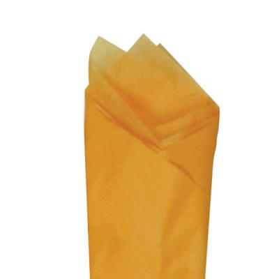 """Apricot 20"""" x 30"""" Color Tissue"""