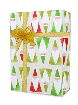 Acute Santa Gift Wrap 24 x 417