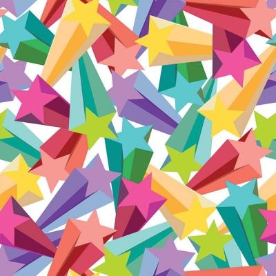 Bright Stars Gift Wrap 30 x 833
