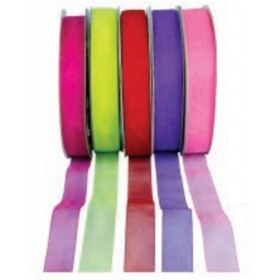 Sheer Woven Ribbon