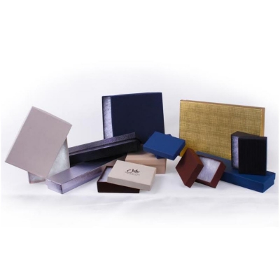 Premium Jewelry Boxes Colors