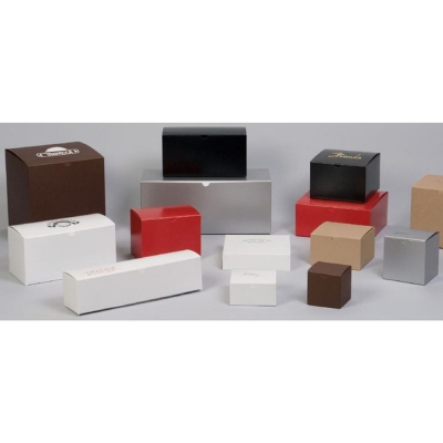Kraft Color Gift Boxes