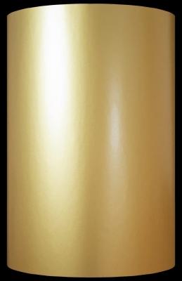 "Yellow Gold Gift Wrap 30"" x 833'"