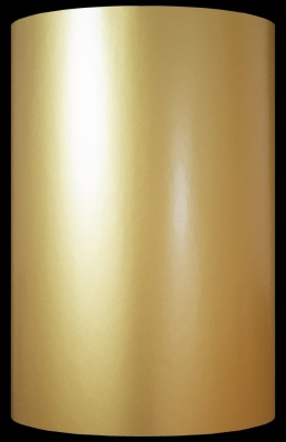"Yellow Gold Gift Wrap 24"" x 833'"