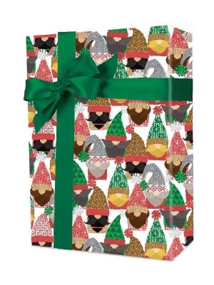 Gnomes Gift Wrap 24 x 417