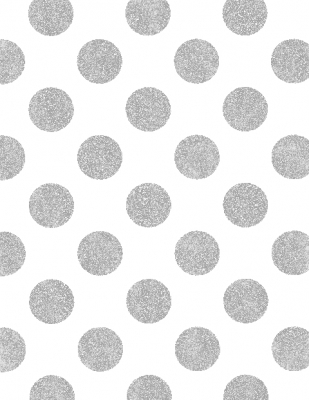 """Large Dots Gift Wrap 30"""" x 833'"""