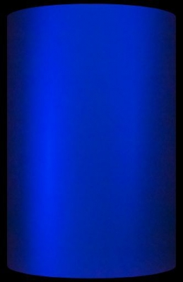 Bright Dramatic Blue Soft Touch