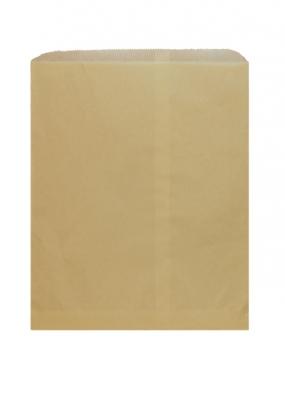 Color Paper Merchandise Bags-12 x 15 - Pack 1000-Cream