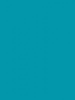 """Turquoise Matte Gift Wrap 30"""" x 417'"""