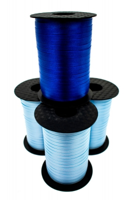 Light blue Hollywood Curling Ribbon 3/16 x 500yds