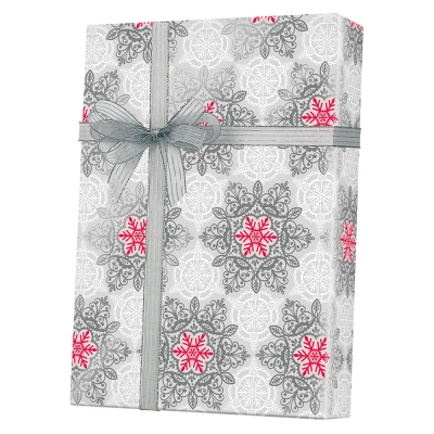 Christmas Lace Gift Wrap 24 x 417
