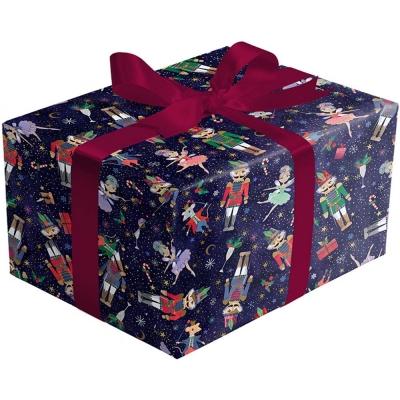 Nutcracker Ballet Gift Wrap 30 x 833