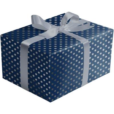 Hanukkah Stars Gift Wrap 30 x 833