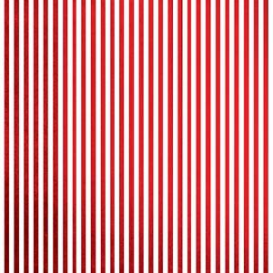 Red White Stripe Gift Wrap 30 x 833