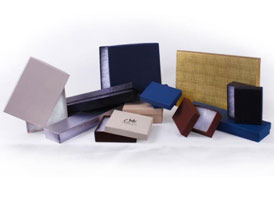 premium color jewelry boxes