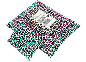 Leopard Print Mailers