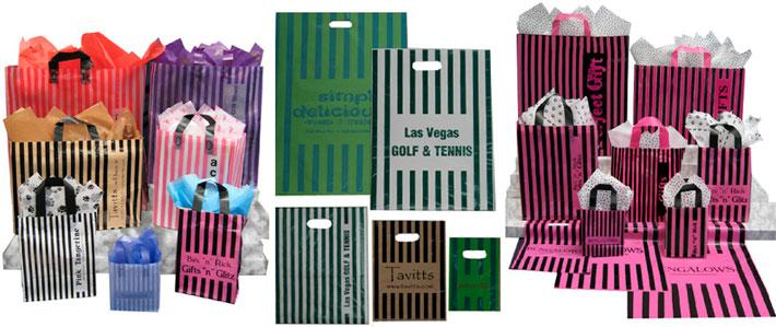 stripe program bags